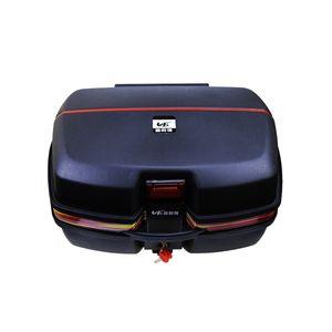 Motorrad Tail Box Zubehör Helm Top Case Motorrad Storage Trunk Carrier Koffer