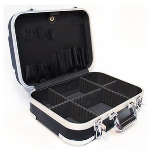 Werkzeugkoffer ABS schwarz 6+ Hartschalenkoffer Koffer