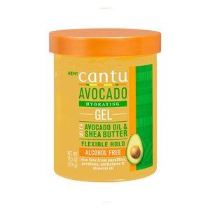 Cantu Avocado Hydrating Gel Flexible Hold with Avocado oil & Shea Butter 18,5 OZ / 524g