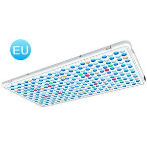 Aquarium Light LED Panel Wasserdichtes Aquarium Licht Unterwasserfischlampe Wassersterilisation 60W BT APP Steuerung mit Auto Switch Timer