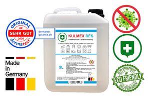 5 Liter - Desinfektionsmittel - Direktanwendung - Viruzid, Bakterizid, Levurozid - 5Liter