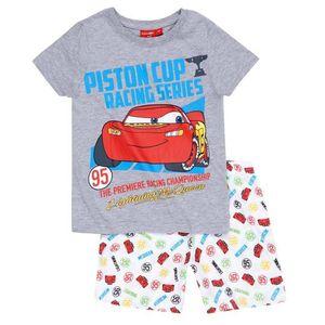 Disney Cars Shorty-Pyjama grau
