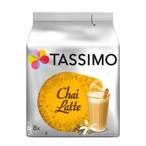 Tassimo Chai Latte | 8 T Discs