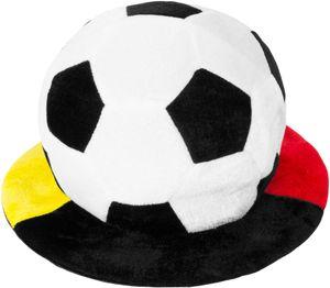 normani Fleece Fanmütze in Fußballoptik