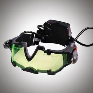 Nachtsichtbrille Brille Brille Kinder Eyeshield Elastic Protect