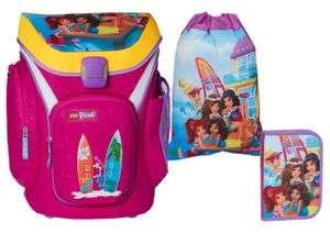 LEGO BEACH HOUSE - Explorer Schoolbag Set