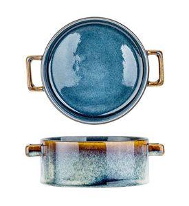 Cosy & Trendy Suppenschüssel Quintana Blue Ø13 cm