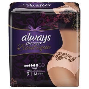always Discreet Boutique Inkontinenz Pants Plus M 9