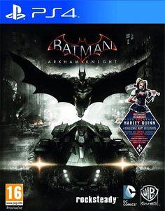 Warner Bros Batman: Arkham Knight, PS4, PlayStation 4, M (Reif)