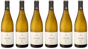 6x Doria Grand Terroir Luberon 2015 – Weingut Marrenon, Vallée du Rhône – Weißwein