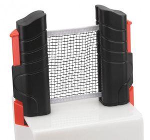 mobiles Tischtennis Set Schläger Netz mit schnellspanner Aufrollfunktion