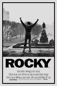 Rocky Poster Hauptplakat  91,5 x 61 cm