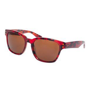Nike SB Uni Volano EVO877 Sonnenbrille SN101 (Einheitsgröße) (Rot Schildpatt/Orange)