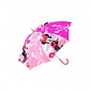 Disney kinder-Regenschirm Minnie Mouse junior 41 cm Polyester rosa