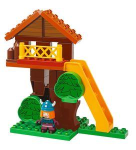 BIG 800057065 PlayBig Bloxx Wickie Festung
