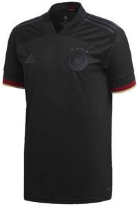 Adidas Dfb A Jsy Black/Carbon Black/Carbon L