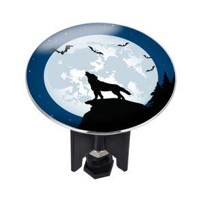 Waschbeckenstöpsel Pluggy® XL Werewolf, fluoreszierend