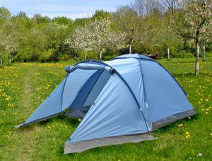 3 Personen Campingzelt Kuppelzelt Festival Zelt Familienzelt Igluzelt