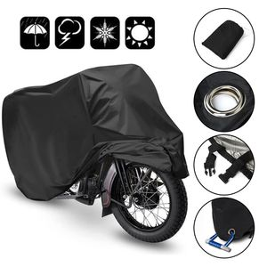 Motorrad Roller Abdeckung Abdeckplane Roller Ganzgarage Motorradplane Motorrad Schutzhülle XXL