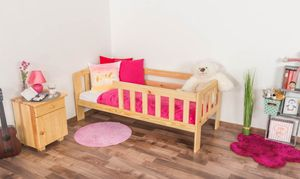 Kinderbett mit Rausfallschutz