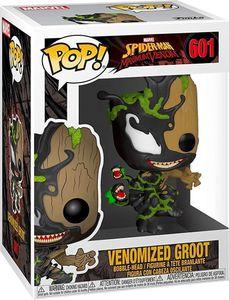 Marvel Spider-Man Maximum Venom - Venomized Groot 601 - Funko Pop! - Vinyl Figur