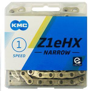 Kmc Z1Ehx Narrow Silber 112-Glieder 1-Fach E-Bike