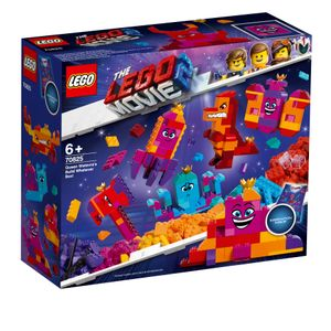 The LEGO Movie™ 2 Königin Wasimma Si-Willis Bau-Was-Du-Willst-Box!, 70825
