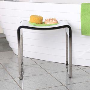 Design Spa Badhocker aus Mineralguss Modell 'Mailand', Oberfläche:Matt