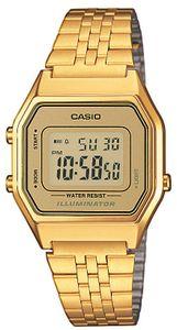 Casio Collection Damen-Armbanduhr Digital Quarz LA680WEGA-9ER