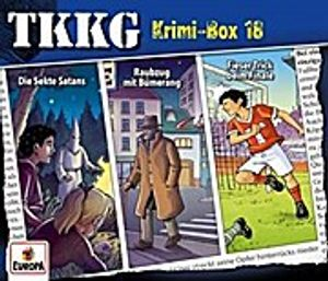 TKKG-Krimi-Box 18, 3CD