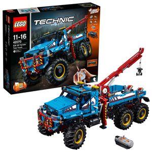 LEGO® Technic Allrad-Abschleppwagen 42070