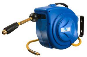 as - Schwabe 12612 Automatischer Druckluftschlauch-Aufroller