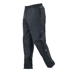 Wäfo Uni 795 Karwendel Regenhose Hose, ungefüttert, schwarz, Größe: XL