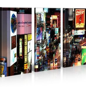 Bilder auf Leinwand Big Apple New York Nyc Kunstdruck XXL Bild Poster Leinwandbilder Wandbilder