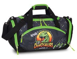 Fabrizio Kinder Sporttasche Dinosaurs World