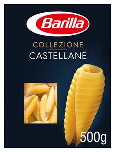 Barilla La Collezione Castellane Pasta aus Hartweizengriess 500g