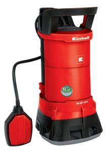 Einhell Schmutzwasserpumpe GE-DP 3925 ECO, Leistung 390 W, Fördermenge max.10000 l/h, Förderhöhe max. 6 m