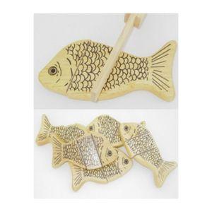 Estia 600317 Fisch zum Schneiden Schneidespiel für Kinderküche