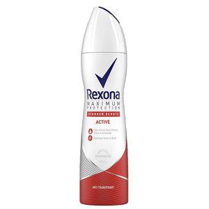 6 x Rexona Maximum Protection Active Starker Schutz je 150ml Deospray