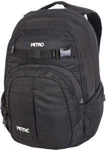 Nitro Chase Schulrucksack black Sport Rucksack 35 Liter Volumen