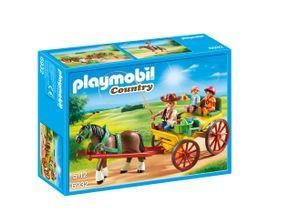 PLAYMOBIL Country 6932 Pferdekutsche