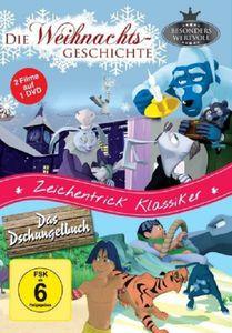 Various-Die Weihnachtsgeschichte & Das Dschungelbu