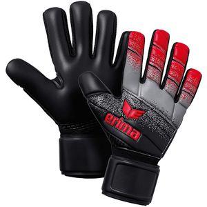 erima Skinator Hardground NF Torwarthandschuhe red/black/grey 6