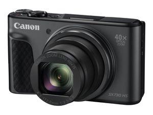 Canon PowerShot SX730 HS , Farbe:Schwarz