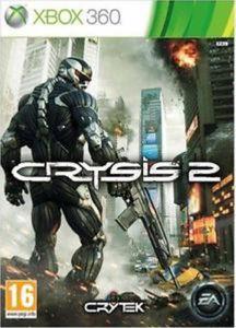 Xbox 360;Xbox 360 - Crysis 2