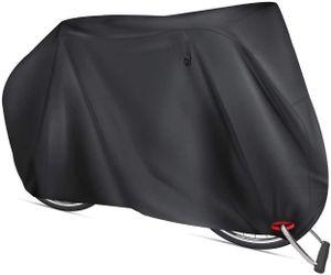 Fahrradhülle, Fahrradschutzhülle, wasserdichtes 210D Oxford Tuch UV-Schutz, geeignet für Mountainbike, Rennrad, Elektrofahrrad