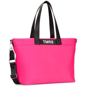 Tamaris Tasche Almira Shopper Bag Handtasche Schultertasche Pink, Groesse:OneSize