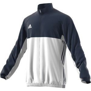 adidas T16 Jacke Männer blau / weiß