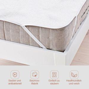 VINGO Matratzenschoner Matratzenauflage Inkontinenzauflage Matratzenschutz Wasserdicht