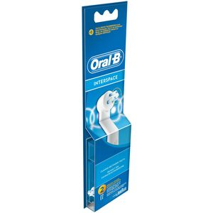 Braun Oral-B Aufsteckbürsten Interspace 2er